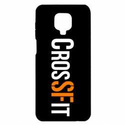 Чохол для Xiaomi Redmi Note 9S/9Pro/9Pro Max CrossFit SF