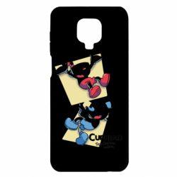 Чохол для Xiaomi Redmi Note 9S/9Pro/9Pro Max Cuphead 1
