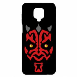 Чохол для Xiaomi Redmi Note 9S/9Pro/9Pro Max Darth Maul Face