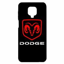 Чохол для Xiaomi Redmi Note 9S/9Pro/9Pro Max DODGE