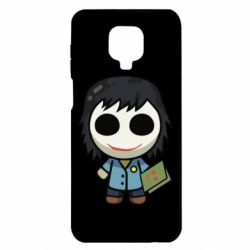 Чохол для Xiaomi Redmi Note 9S/9Pro/9Pro Max Doll with a book