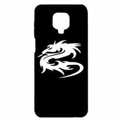 Чехол для Xiaomi Redmi Note 9S/9Pro/9Pro Max Дракон