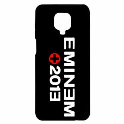 Чохол для Xiaomi Redmi Note 9S/9Pro/9Pro Max Eminem 2013