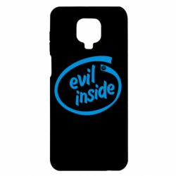Чохол для Xiaomi Redmi Note 9S/9Pro/9Pro Max Evil Inside