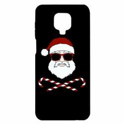Чохол для Xiaomi Redmi Note 9S/9Pro/9Pro Max Fashionable Santa