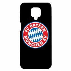 Чохол для Xiaomi Redmi Note 9S/9Pro/9Pro Max FC Bayern Munchen