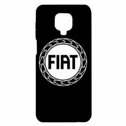 Чохол для Xiaomi Redmi Note 9S/9Pro/9Pro Max Fiat logo