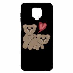 Чехол для Xiaomi Redmi Note 9S/9Pro/9Pro Max Funny passion