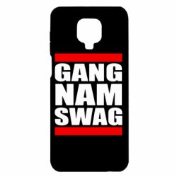 Чохол для Xiaomi Redmi Note 9S/9Pro/9Pro Max GANG NAM SWAG