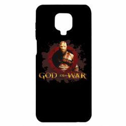 Чохол для Xiaomi Redmi Note 9S/9Pro/9Pro Max God of War