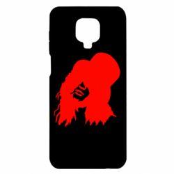 Чохол для Xiaomi Redmi Note 9S/9Pro/9Pro Max Guns n' Roses Слеш