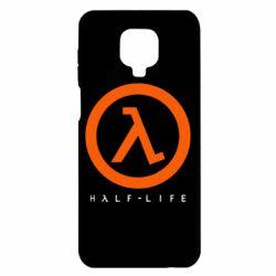 Чехол для Xiaomi Redmi Note 9S/9Pro/9Pro Max Half-life logotype