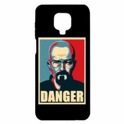 Чохол для Xiaomi Redmi Note 9S/9Pro/9Pro Max Heisenberg Danger