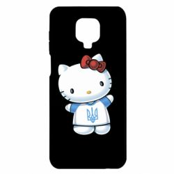 Чехол для Xiaomi Redmi Note 9S/9Pro/9Pro Max Hello Kitty UA