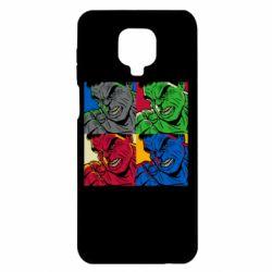 Чехол для Xiaomi Redmi Note 9S/9Pro/9Pro Max Hulk pop art