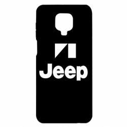 Чохол для Xiaomi Redmi Note 9S/9Pro/9Pro Max Jeep Logo