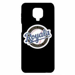 Чохол для Xiaomi Redmi Note 9S/9Pro/9Pro Max Kansas City Royals