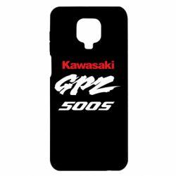 Чохол для Xiaomi Redmi Note 9S/9Pro/9Pro Max Kawasaki GPZ500S