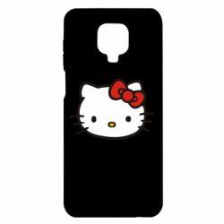 Чохол для Xiaomi Redmi Note 9S/9Pro/9Pro Max Kitty