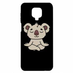 Чехол для Xiaomi Redmi Note 9S/9Pro/9Pro Max Koala