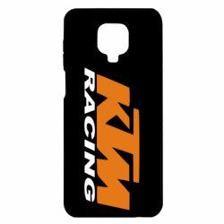 Чохол для Xiaomi Redmi Note 9S/9Pro/9Pro Max KTM Racing