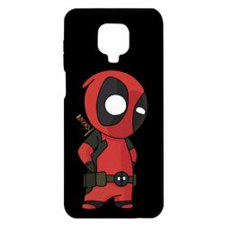 Чохол для Xiaomi Redmi Note 9S/9Pro/9Pro Max Little Deadpool