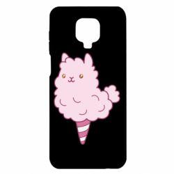 Чехол для Xiaomi Redmi Note 9S/9Pro/9Pro Max Llama Ice Cream