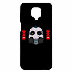 Чехол для Xiaomi Redmi Note 9S/9Pro/9Pro Max Love death and robots
