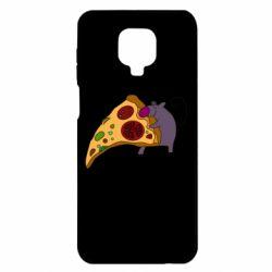 Чехол для Xiaomi Redmi Note 9S/9Pro/9Pro Max Love Pizza 2