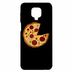 Чохол для Xiaomi Redmi Note 9S/9Pro/9Pro Max Love Pizza