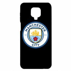 Чехол для Xiaomi Redmi Note 9S/9Pro/9Pro Max Manchester City