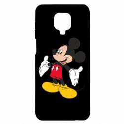 Чохол для Xiaomi Redmi Note 9S/9Pro/9Pro Max Mickey Mouse