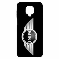 Чехол для Xiaomi Redmi Note 9S/9Pro/9Pro Max Mini Cooper