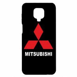 Чехол для Xiaomi Redmi Note 9S/9Pro/9Pro Max MITSUBISHI