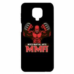 Чохол для Xiaomi Redmi Note 9S/9Pro/9Pro Max MMA Fighter 2