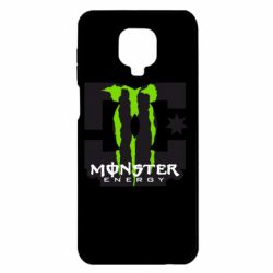 Чохол для Xiaomi Redmi Note 9S/9Pro/9Pro Max Monster Energy DC