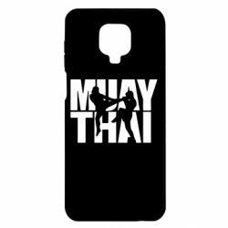 Чохол для Xiaomi Redmi Note 9S/9Pro/9Pro Max Муай Тай