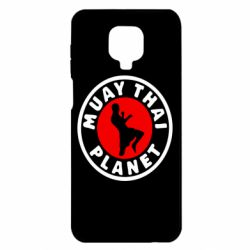Чохол для Xiaomi Redmi Note 9S/9Pro/9Pro Max Muay Thai Planet