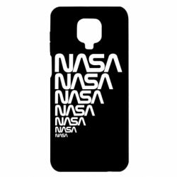 Чехол для Xiaomi Redmi Note 9S/9Pro/9Pro Max NASA