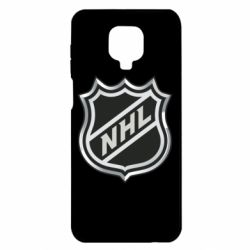 Чехол для Xiaomi Redmi Note 9S/9Pro/9Pro Max National Hockey League