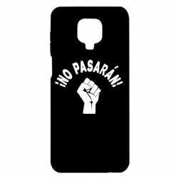 Чохол для Xiaomi Redmi Note 9S/9Pro/9Pro Max No Pasaran