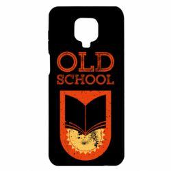 Чохол для Xiaomi Redmi Note 9S/9Pro/9Pro Max Old school