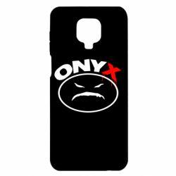 Чохол для Xiaomi Redmi Note 9S/9Pro/9Pro Max Онікс