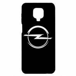 Чохол для Xiaomi Redmi Note 9S/9Pro/9Pro Max Opel Log