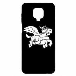 Чохол для Xiaomi Redmi Note 9S/9Pro/9Pro Max Осел-кур'єр (Dota 2)