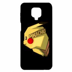 Чохол для Xiaomi Redmi Note 9S/9Pro/9Pro Max Pikachu
