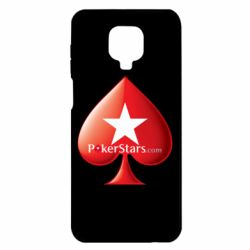 Чехол для Xiaomi Redmi Note 9S/9Pro/9Pro Max Poker Stars Game