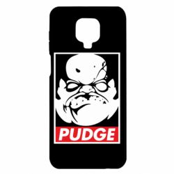 Чехол для Xiaomi Redmi Note 9S/9Pro/9Pro Max Pudge Obey