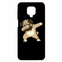 Чохол для Xiaomi Redmi Note 9S/9Pro/9Pro Max Pug Swag