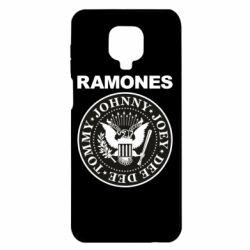 Чохол для Xiaomi Redmi Note 9S/9Pro/9Pro Max Ramones